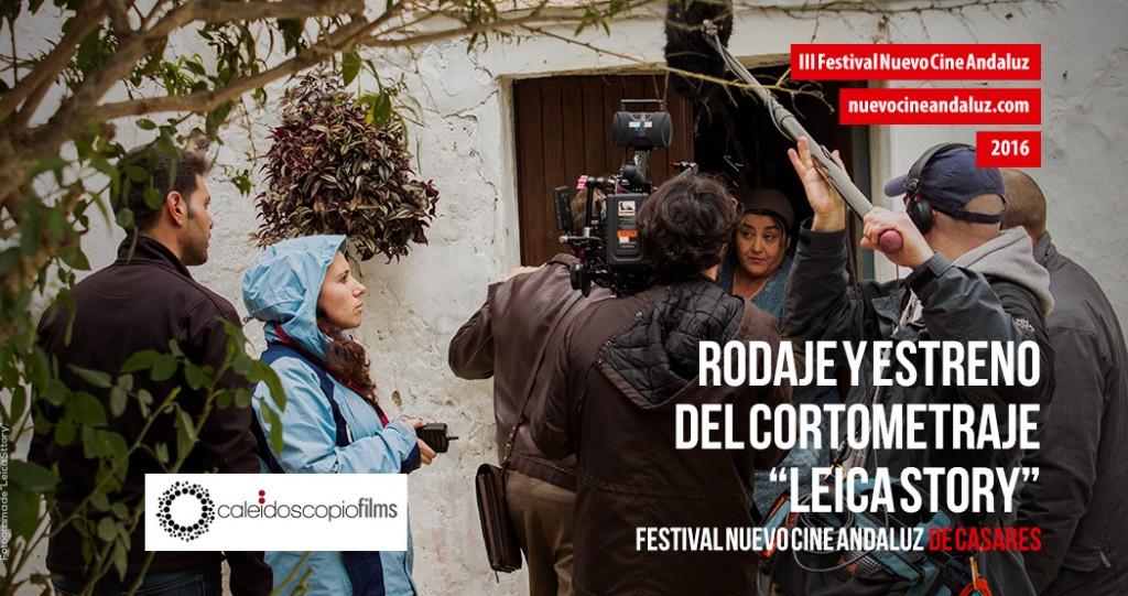 Leica Story. Dirigida por Raúl Mancilla