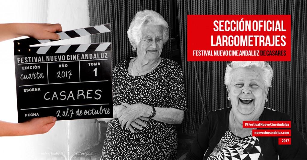 Concurso Largometrajes Nuevo Cine Andaluz 2017