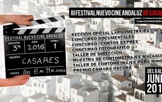 III Festival Nuevo Cine Andaluz de Casares