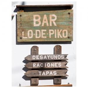 Bar Lo de Piko (Casares, Málaga)