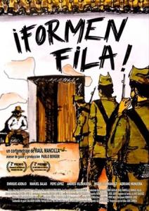 Formen fila, dirigido por Raúl Mancilla