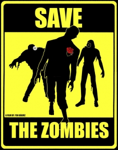 Save the Zombies (Yen Gálvez)