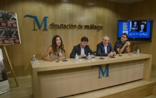 Cristina Rojas hablando de cine y cultura