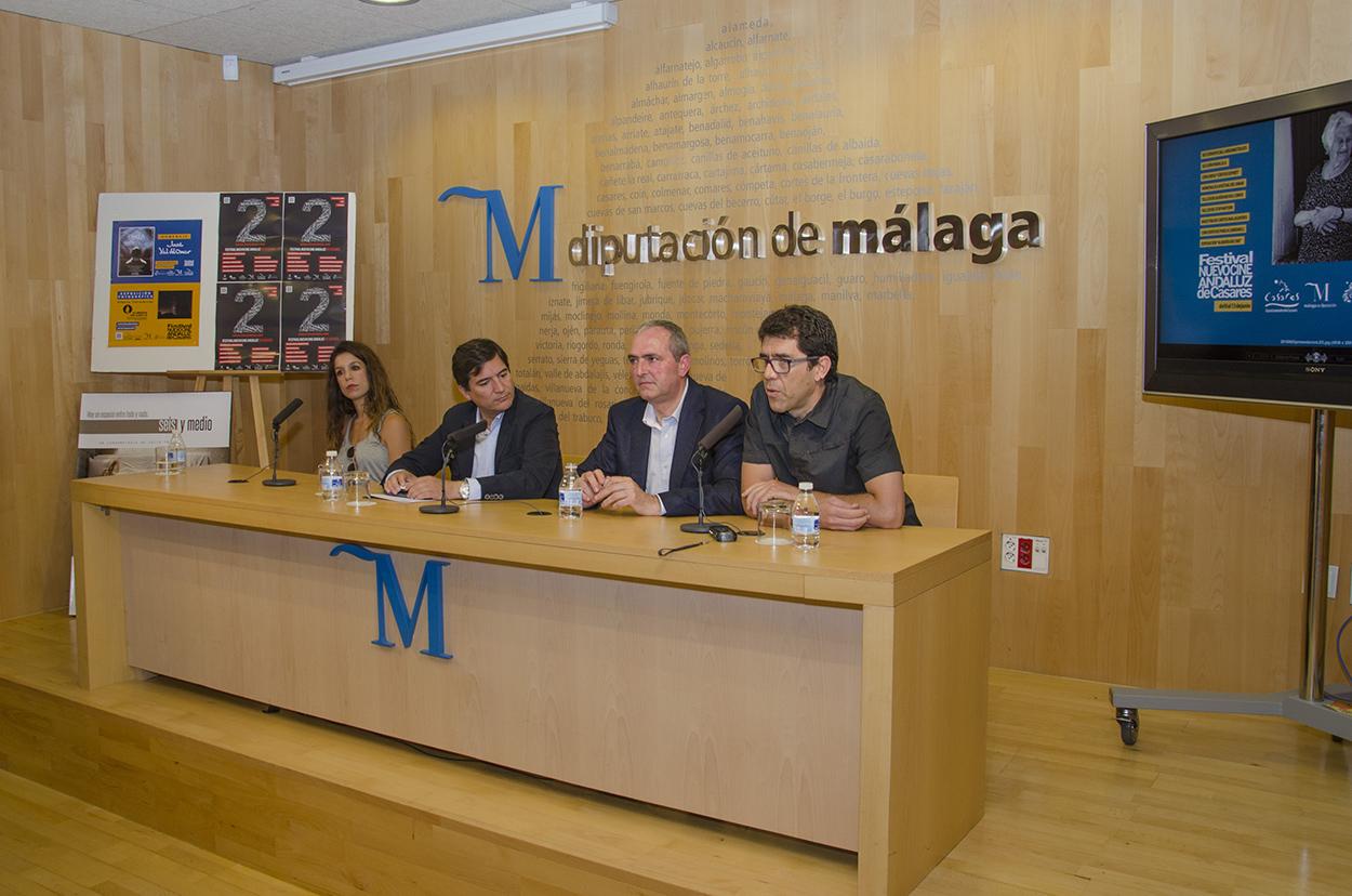 Javier Martos, representanado a la Organización