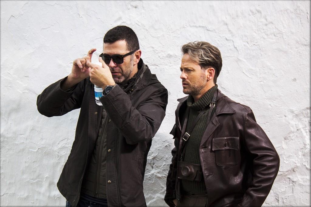 Raúl Mancilla y Mark Schardan