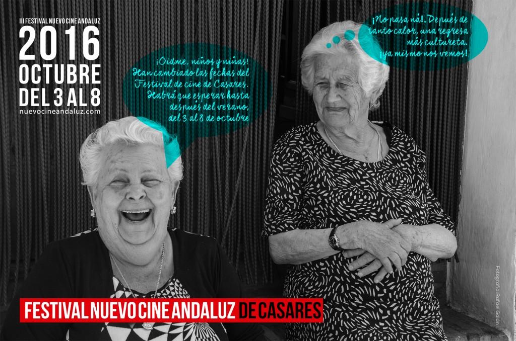 El Festival Nuevo Cine Andaluz traslada sus fechas a octubre