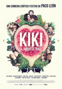 Kiki, el amor está en el aire. Director, Paco León
