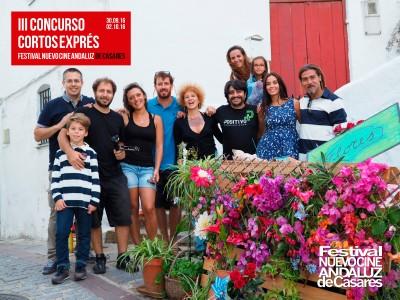 III Concurso Cortos Exprés - Festival Nuevo Cine Andaluz (octubre, 2016)