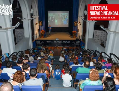 Miércoles 5/10/2016 – III edición Festival Nuevo Cine Andaluz
