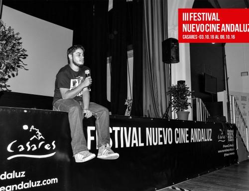 Viernes 7/10/2016 – III Festival Nuevo Cine Andaluz