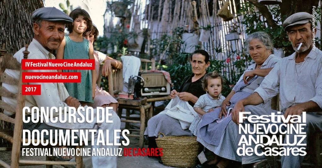 Concurso Documentales Nuevo Cine Andaluz 2017