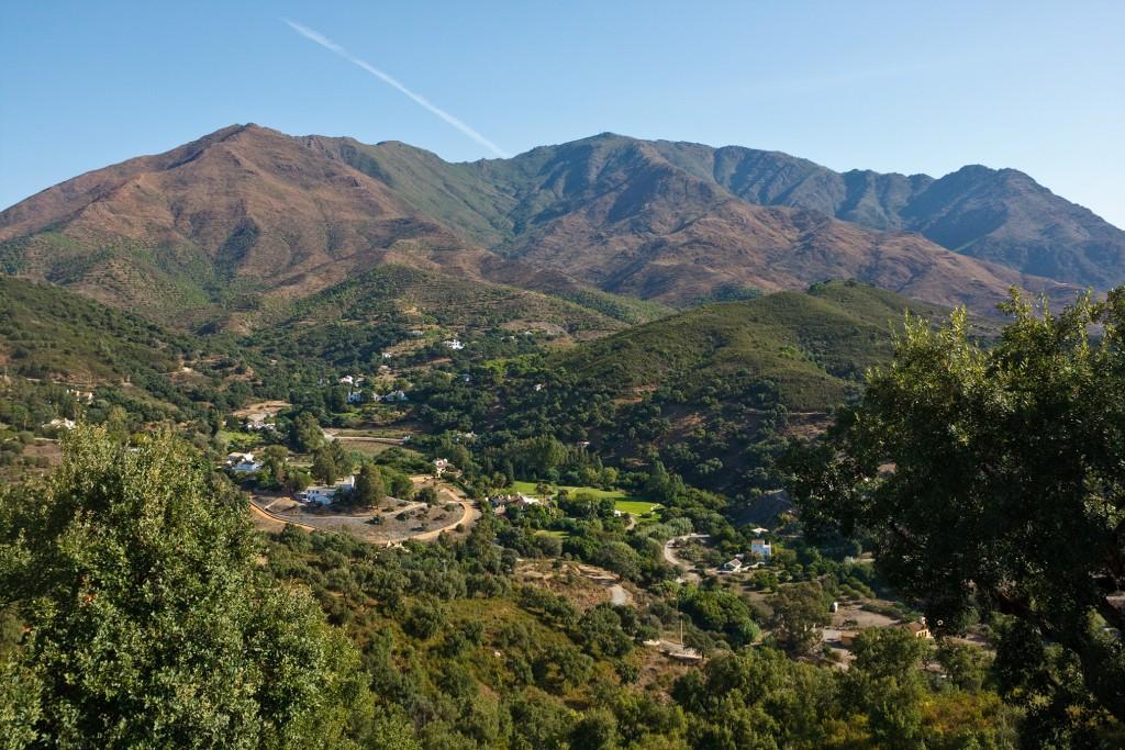 Sierra Bermeja y Valle de La Acedía (Casares)