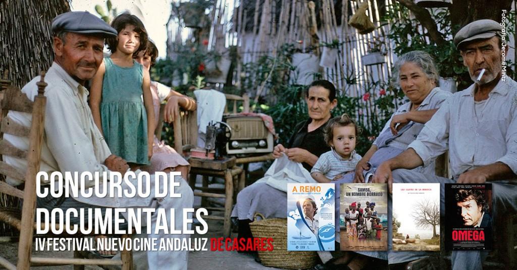 Seccción Oficial Documentales Nuevo Cine Andaluz (Casares, 2017)