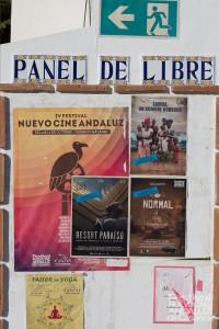 Programación de la última jornada del IV Festival Nuevo Cine Andaluz