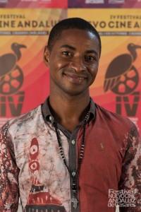 """Mahmoud Traoré, cogionista y protagonista de """"Samba, un nombre borrado"""""""