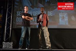 Mariano Agudo y Mahmoud Traoré. Samba. Un nombre borrado