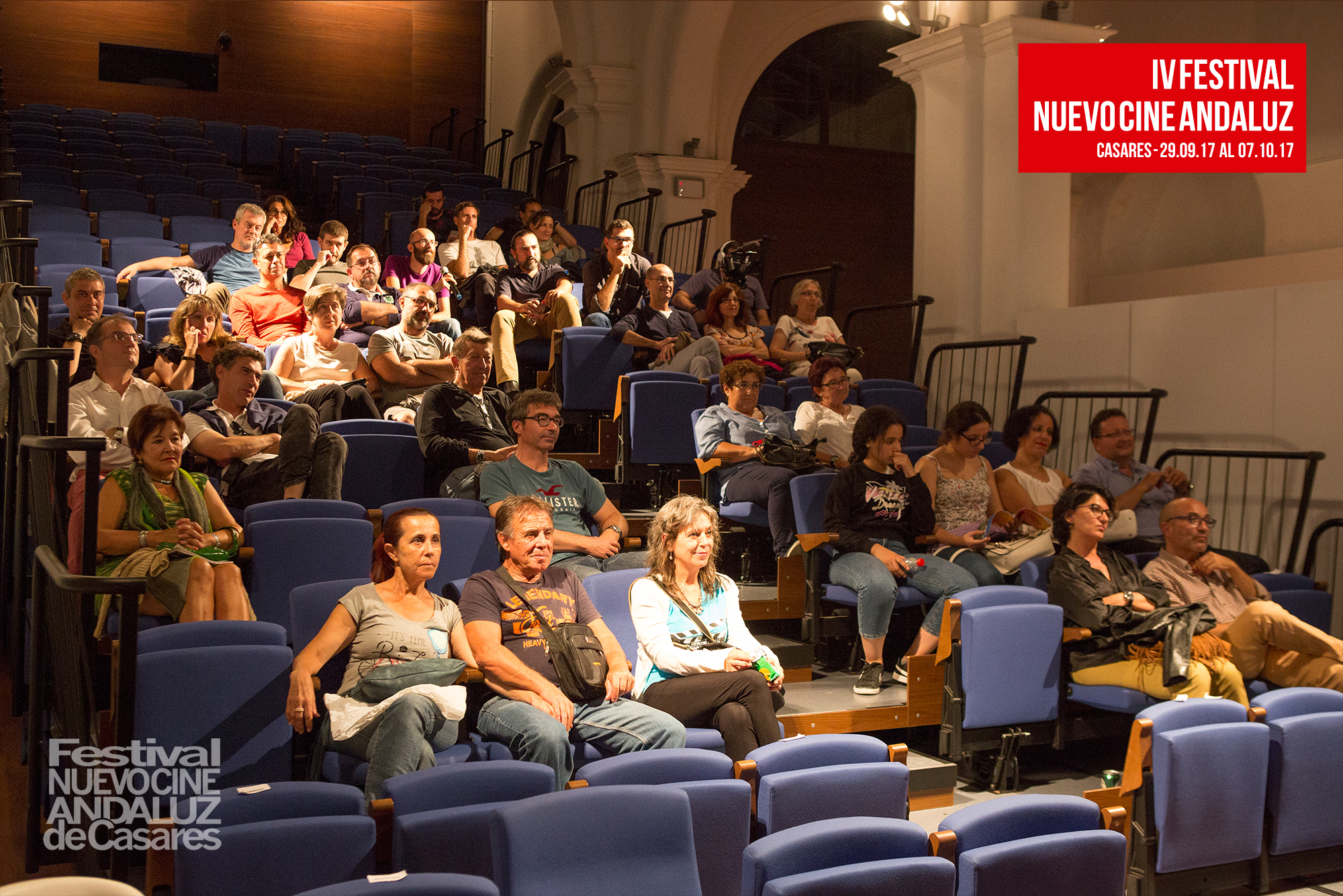 Última jornada del IV Festival Nuevo Cine Andaluz