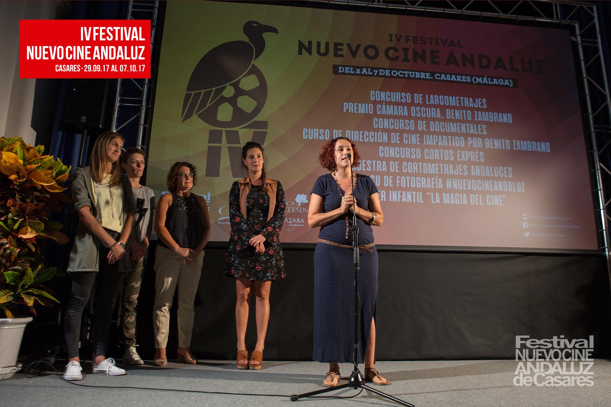 """Proyección del Corto documental """"Tras la Huella del recuerdo"""""""