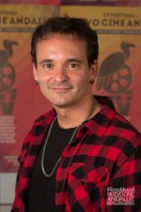 "Carlos Bernardino, protagonista de ""Fogueo"", de David Sainz"