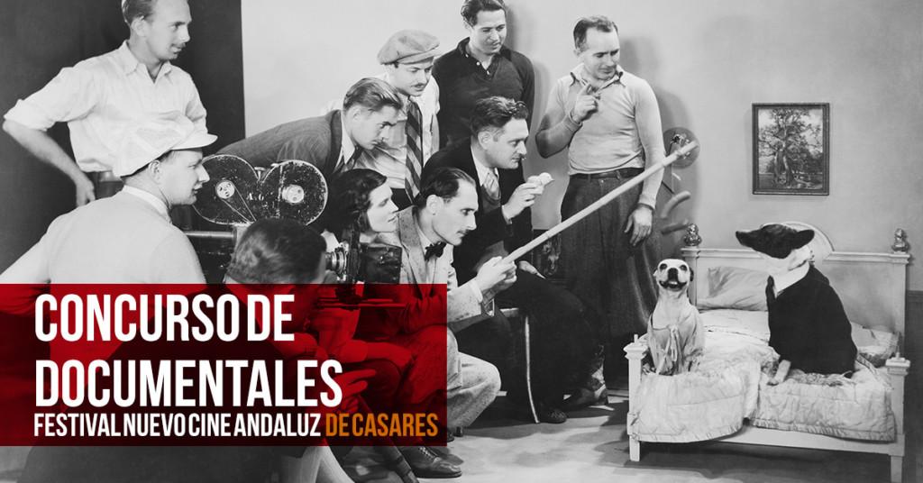Concurso Documentales Nuevo Cine Andaluz 2018