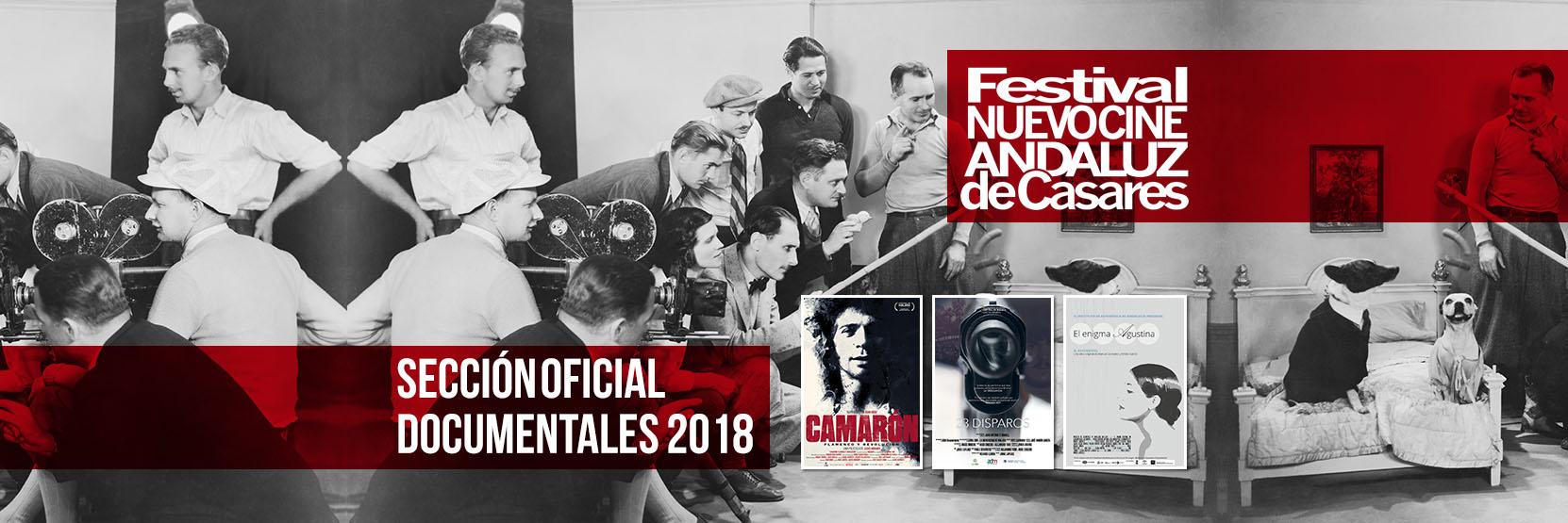 Sección Oficial Documentales Nuevo Cine Andaluz 2018