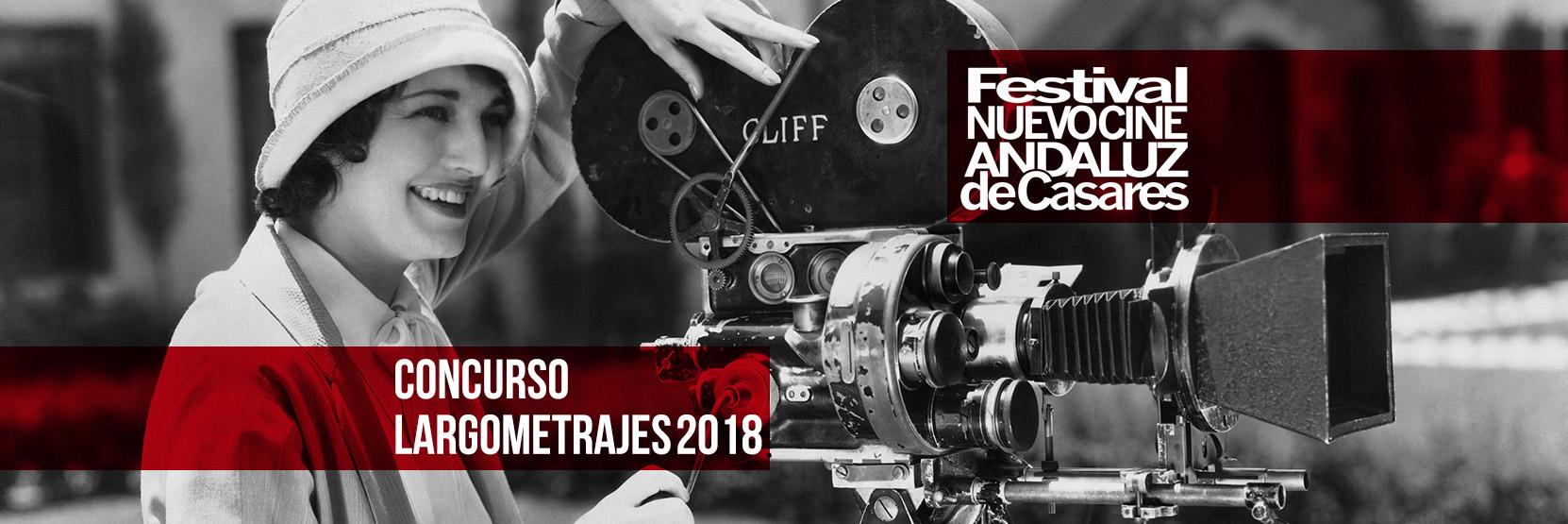 Concurso Largometrajes Nuevo Cine Andaluz 2018