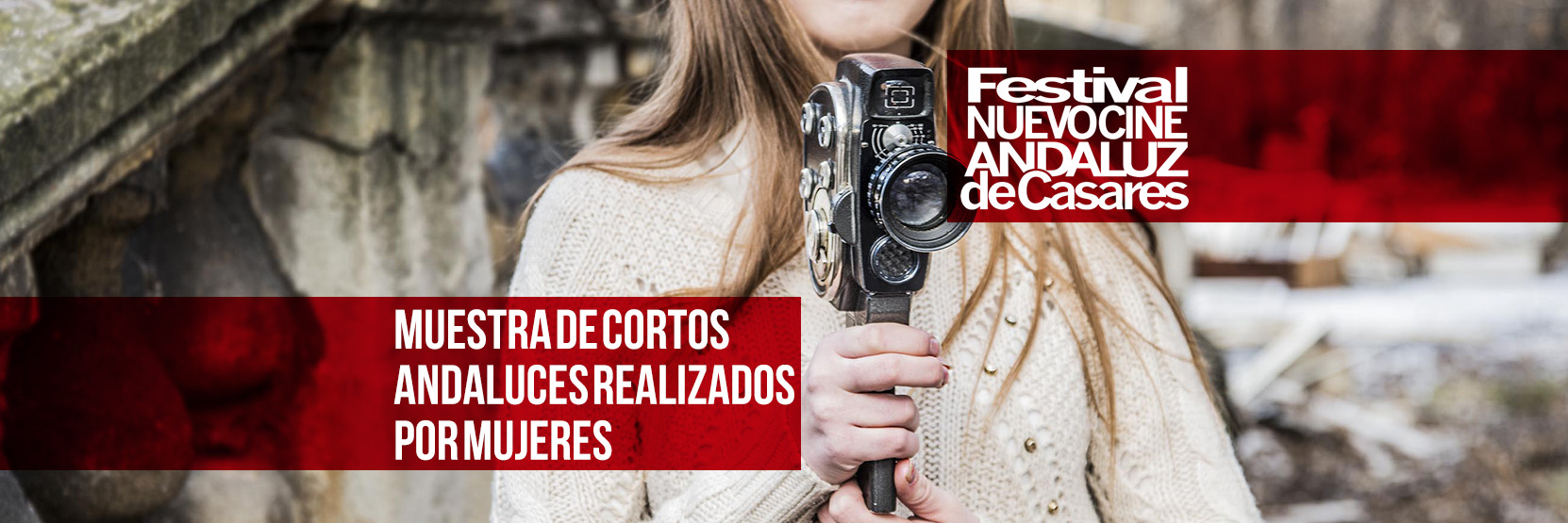 Muestra de cortos andaluces realizados por mujeres - Festival Nuevo Cine Andaluz 2018