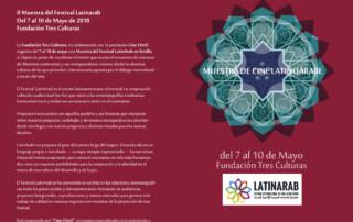 II Muestra Latinarab (Sevilla, 2018)
