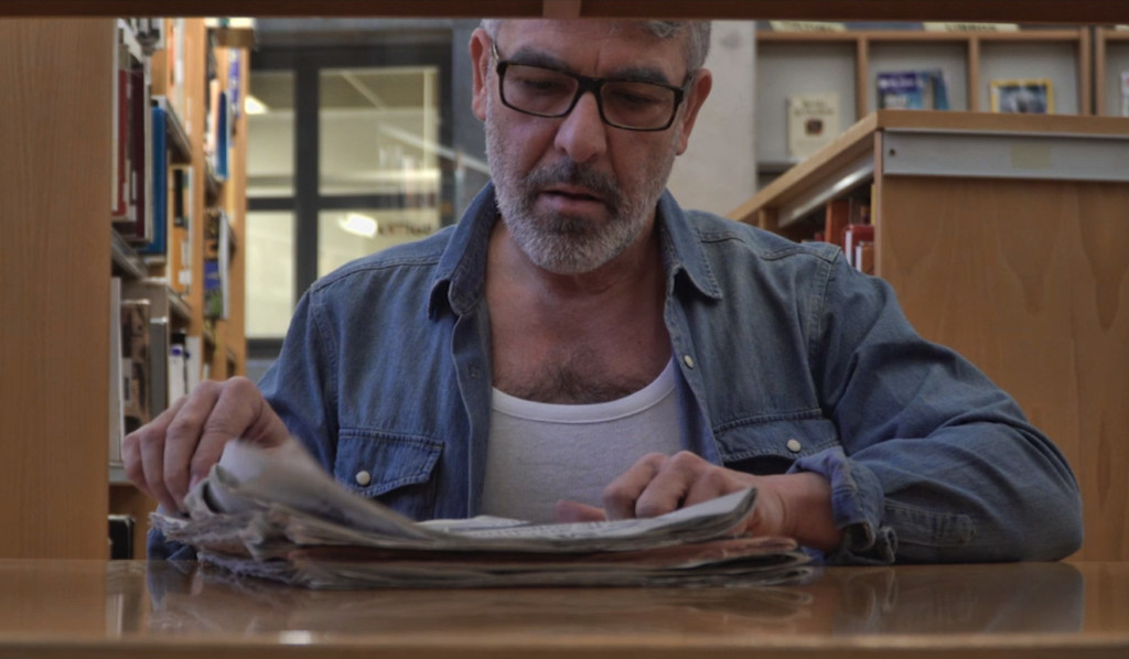 Legado - Concurso Cortos Exprés Nuevo Cine Andaluz 2017