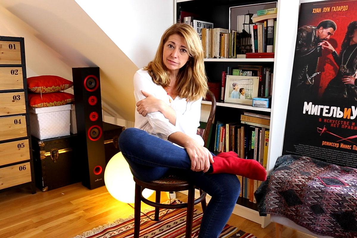 Inés París