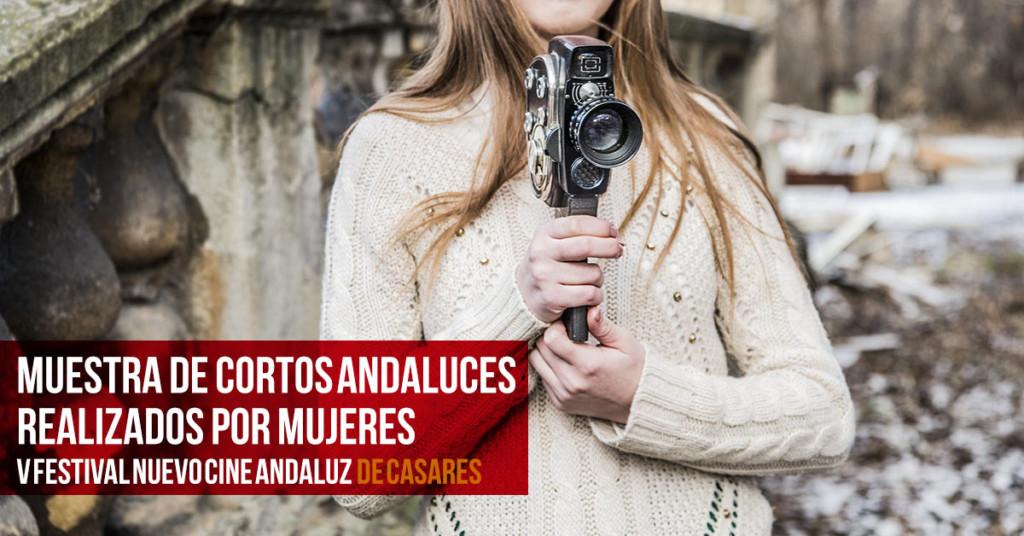 Muestra de Cortos andaluces realizados por mujeres