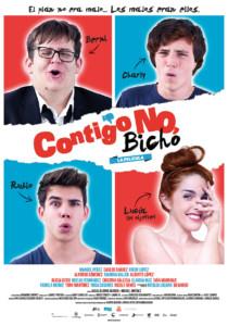 Contigo no, bicho. Sección Oficial Largometrajes Nuevo Cine Andaluz 2018