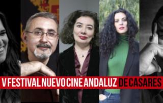 Jurado V Festival Nuevo Cine Andaluz 2018