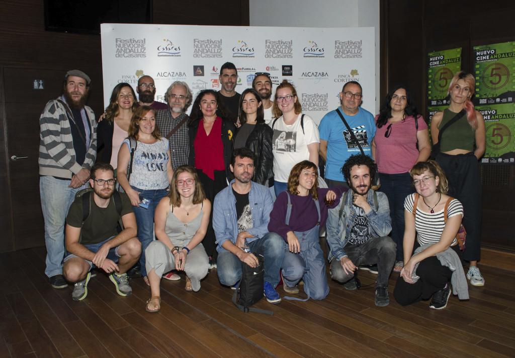 Curso de formación impartido por Chus Gutiérrez (Casares, 2018)