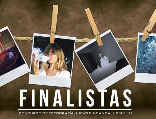 Finalistas del Concurso de Fotografía Nuevo Cine Andaluz 2018
