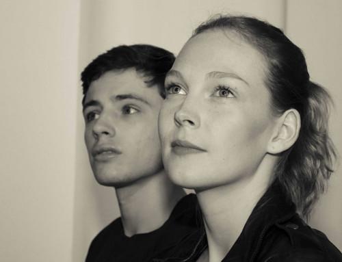 Ánimas. Entrevista a Clare Durant e Iván Pellicer