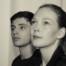 Clare Durant e Iván Pellicer, protagonistas de la película Ánimas