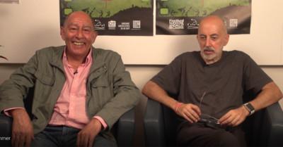 Zacarías Cotán y Miguel Olid. Homenaje a Manolo Summers