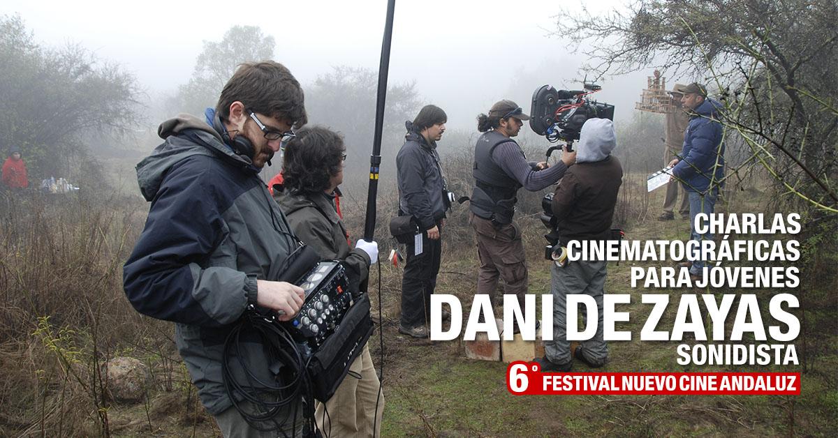 Charlas cinematográficas para jóvenes Nuevo Cine Andaluz 2019