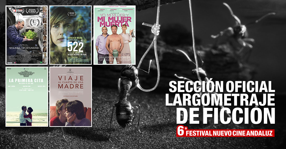 Sección Oficial Concurso de Largometrajes Nuevo Cine Andaluz 2019