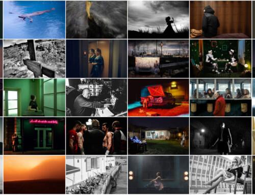 Obras seleccionadas en el Concurso de Fotografía Nuevo Cine Andaluz 2019