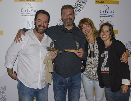 Casares pone el punto final al II Festival Nuevo Cine Andaluz con un balance muy positivo