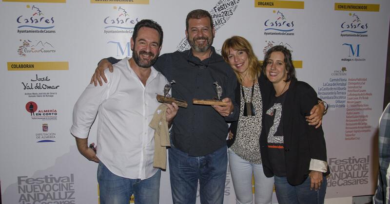 Festival Nuevo Cine Andaluz (Casares, 2015)