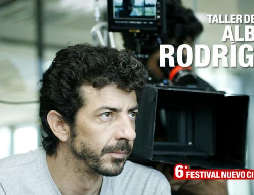 Alberto Rodríguez impartirá un taller de cine en Casares