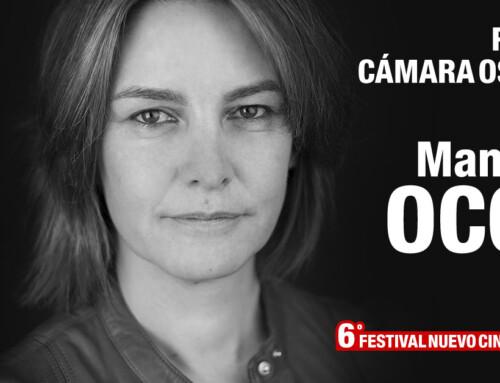 Manuela Ocón. Premio Cámara Oscura 2019