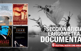 Sección Documental Nuevo Cine Andaluz 2019