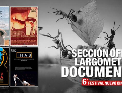 Rubén Dario, Ángel Vázquez, cine quinqui y menores migrantes en el Festival Nuevo Cine Andaluz