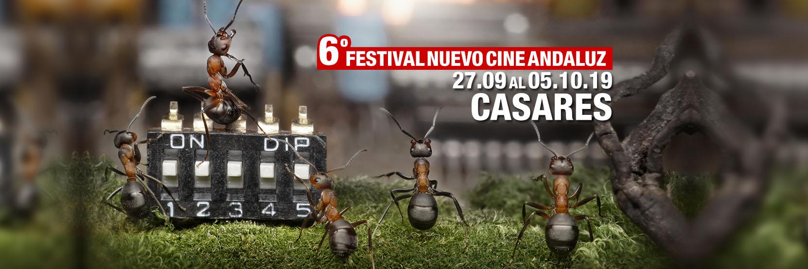 VI Festival Nuevo Cine Andaluz, Casares, 2019