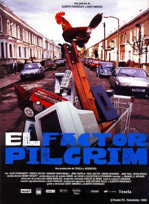 El factor Pilgrim, de Alberto Rodríguez