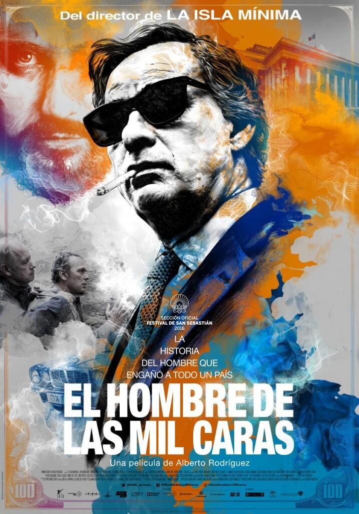 El hombre de las mil caras, de Alberto Rodríguez